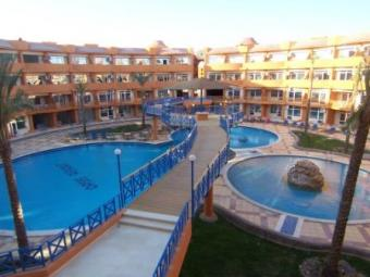 Apartments with swimming pool Hurghada