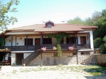 A small family hotel in traditio Vetren