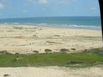 Plots for sale at Coral Beach Fortaleza