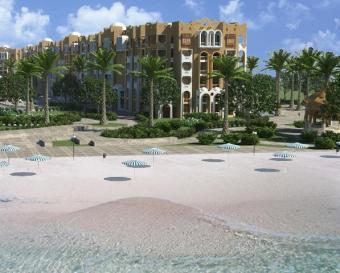 Sea View Studios at 5***** Hotel Hurghada