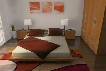 One bed beach and golf flat Aheloy