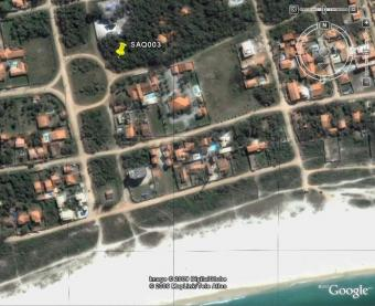 1,411m2 of land 200m to beach Saquarema