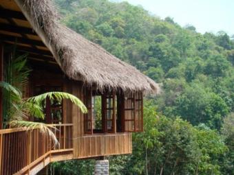 Luxury jungle mansion villa 2 br Luang Prabang