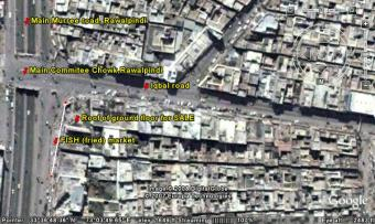 For SALE Roof Top, Corner commet Rawalpindi