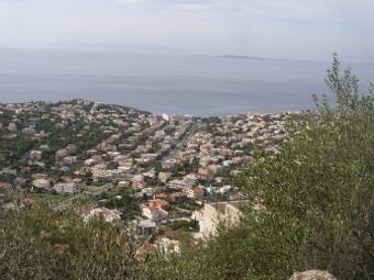 Plot of land in Saronida, Greece Saronida