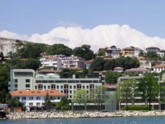 Luxurious residential building Balchik