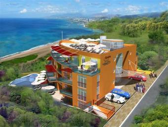 Luxury sea apartment Kavarna