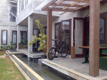 Resort Style House Bintaro