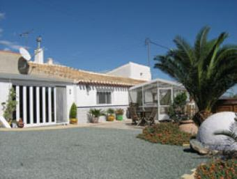 A nice big villa for sale Puerto Lumbreras
