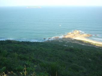 PANAROMIC OCEAN VIEW LAND Florianopolis