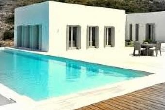 Land in Paros GREECE Athens