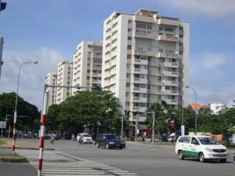 Apartment for rent in Riverpark Hcmc