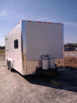Brand New 2012 Concession Traile Augusta