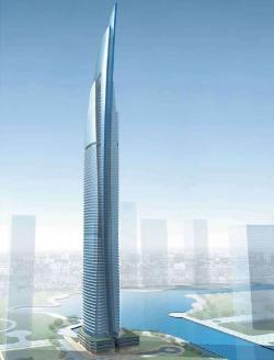 Damac Heights Dubai