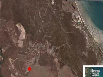 2x5 acres (20000sqm) Hervey Bay Burrum Heads
