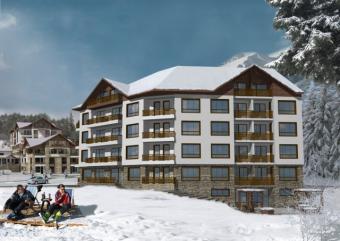 4* ski property in Borovets Borovets Ski Slopes