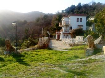 Villa in Mouresi Pelion Volos