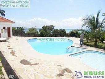 3br beach apartment Nyali Mombasa
