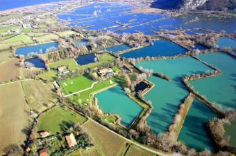 Private Golf Court Property Iseo