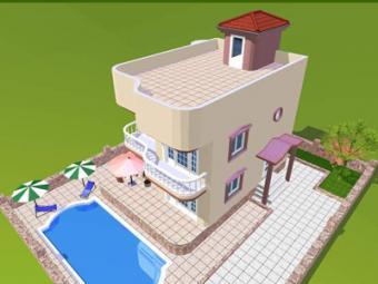 best turkish homes Altinkum/TURK Didim