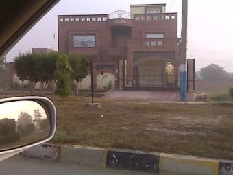 1 Kanal House Canal Rd. Fsd Lahore Faisalabad