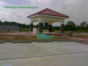 PARKWOOD PASIG LOT FOR SALE Pasig City