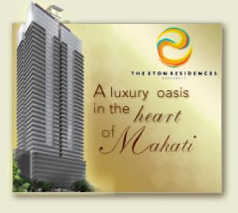 The Eton Residences Greenbelt Ayala Greenbelt, Makati City