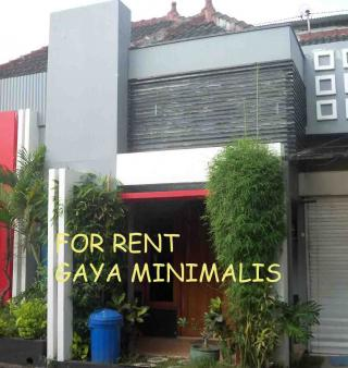 FOR RENT HOUSE FULL FURNISHES Yogyakarta