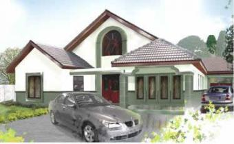 A 4bedroom house for sale Accra