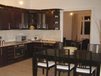 Investment flat with tenants Budapest