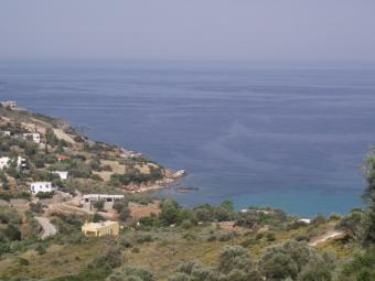 MAGNIFICENT VIEW OF THE ENDLESS Evia