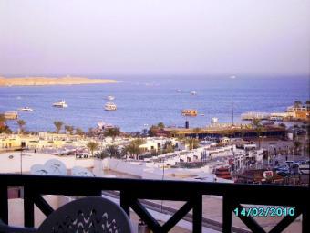 sea view Holiday Rental Sharm Elsheikh