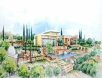 Lovely villas:PAKRI-BRAF-1162 Paphos