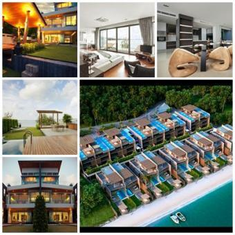 Eva Beach [ Villas for sale in P Phuket