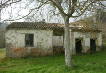 Old farmhouse with project appro Pescara