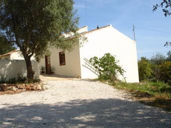 restored algarve farmhouse Silves