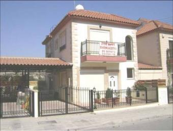 House for rent Limassol