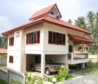 2 Bedroom Balinese Style House Ko Samui