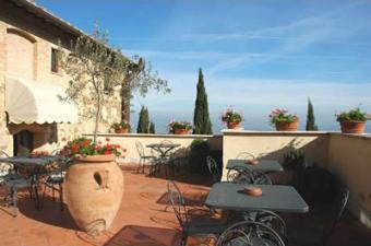 Hotel in Montalcino Siena Montalcino