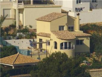 A modern villa with beautiful vi Pedreguer