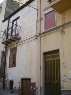Townhouse in Sicily-Via Fidanza Cianciana