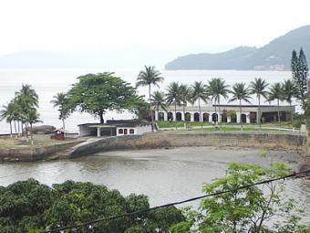 Stunning Mansion with beach Angra Dos Reis