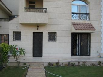 Small Villa for rent Furnished 6th Of October