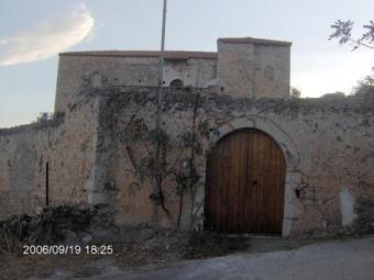 1780 tower 200sqm in Mani Mani-Gythion
