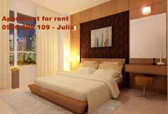 Three bedrooms apartment for ren Hcmc