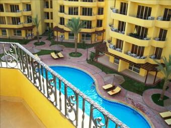 1 &2 BR in Luxury Resort Hurghada