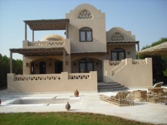 Villa in Upper Nubia, 3BR El Gouna