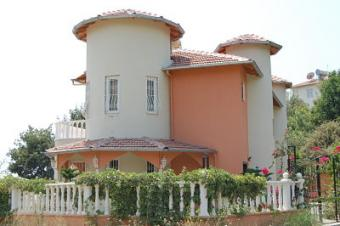 Semi-Detachet House For Sale Alanya
