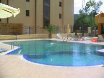 Studio apartment 300m from beach Sunny Beach