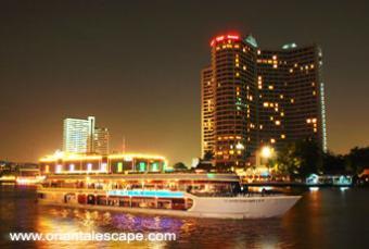 White Orchid River Dinner Cruise Bangkok
